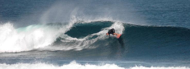 surf fuerte sur