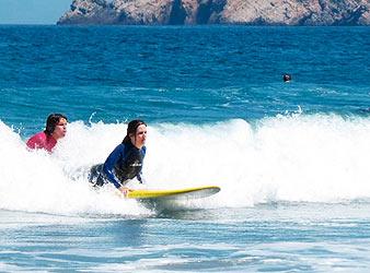 Cursos de Surf en Asturias