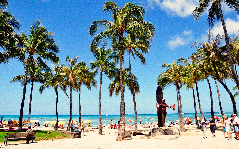 América y su mejor playa del 2014