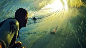 GoPro- surf