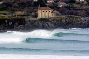 Lugares de Surf destruidos por el humano