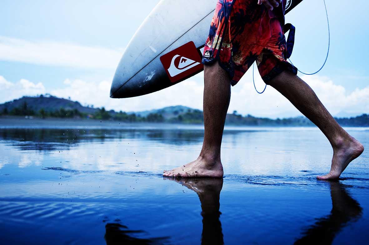 Quiksilver y Roxy con las Dunas | Escuela de Surf Las Dunas
