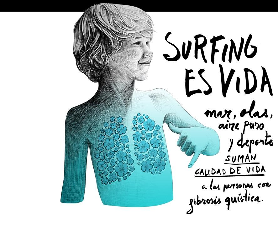 surfing es vida