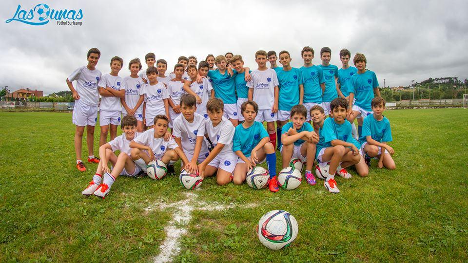 Futbol Surfcamp Salinas