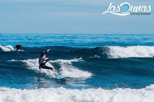 Surf en Salinas Asturias