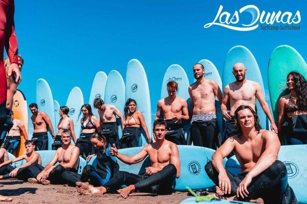Club de Surf Family Surfers.
