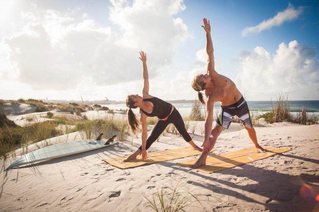 7 ejercicios para surfers yoga