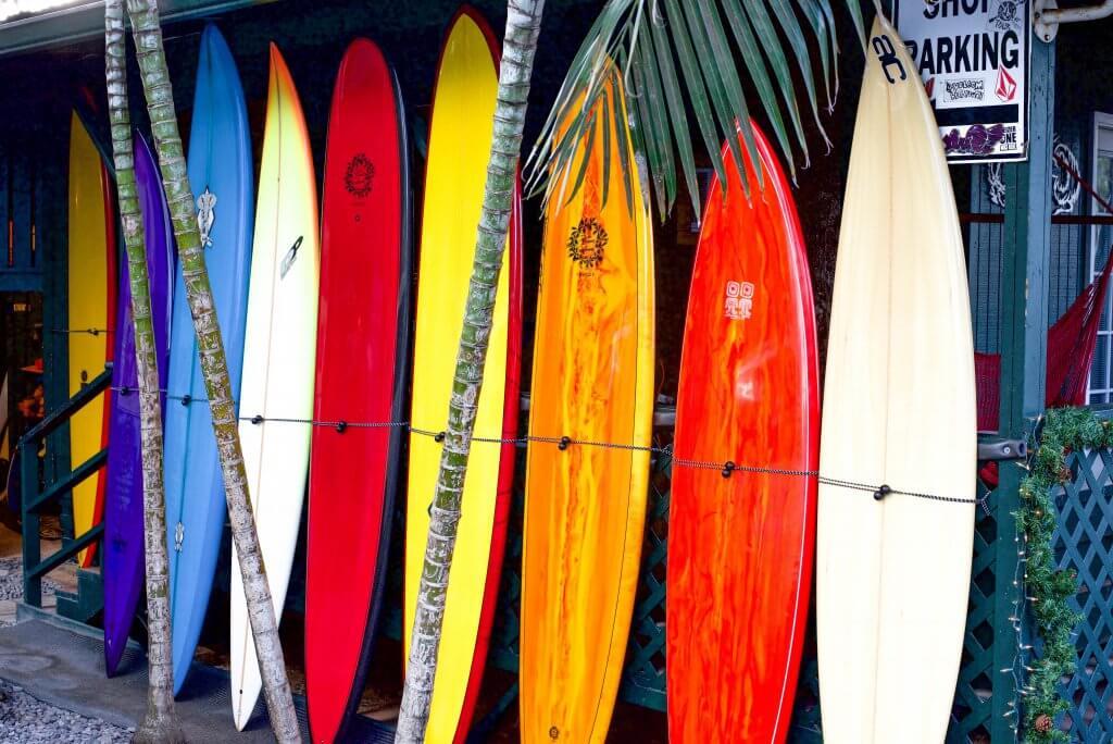 tablas de surf correctas para principiantes