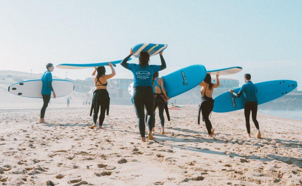 Todo surfista principiante debe conocer las normas del surf