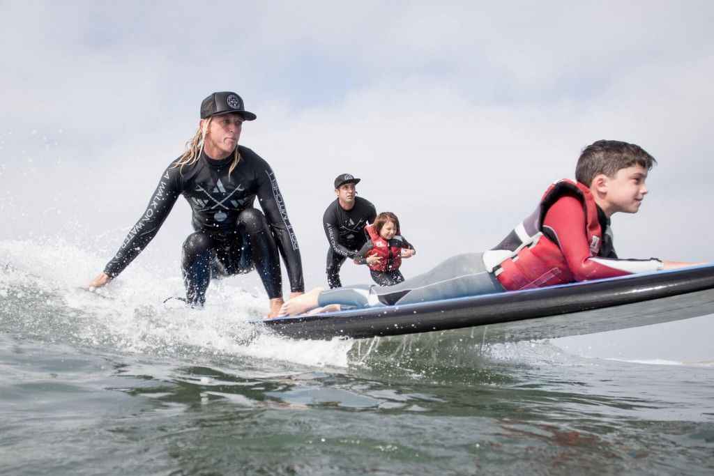 el surf como terapia ansiedad stress autismo depresión