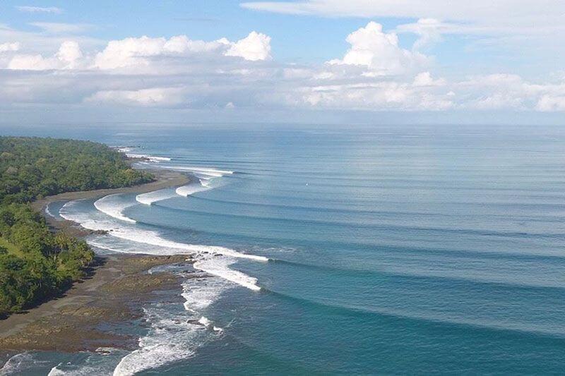 7 spots que todo surfista de conocer pavones costa rica
