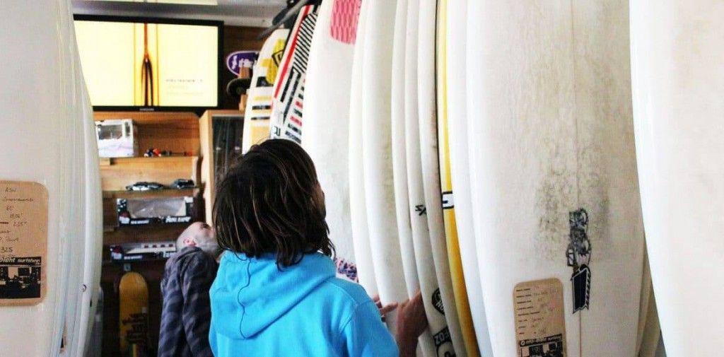 tips para comprar tabla de surf de segunda mano