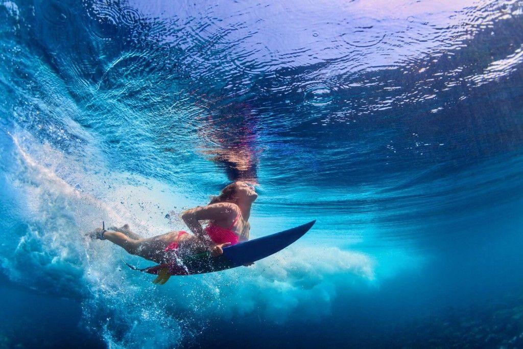5 razones para practicar surf