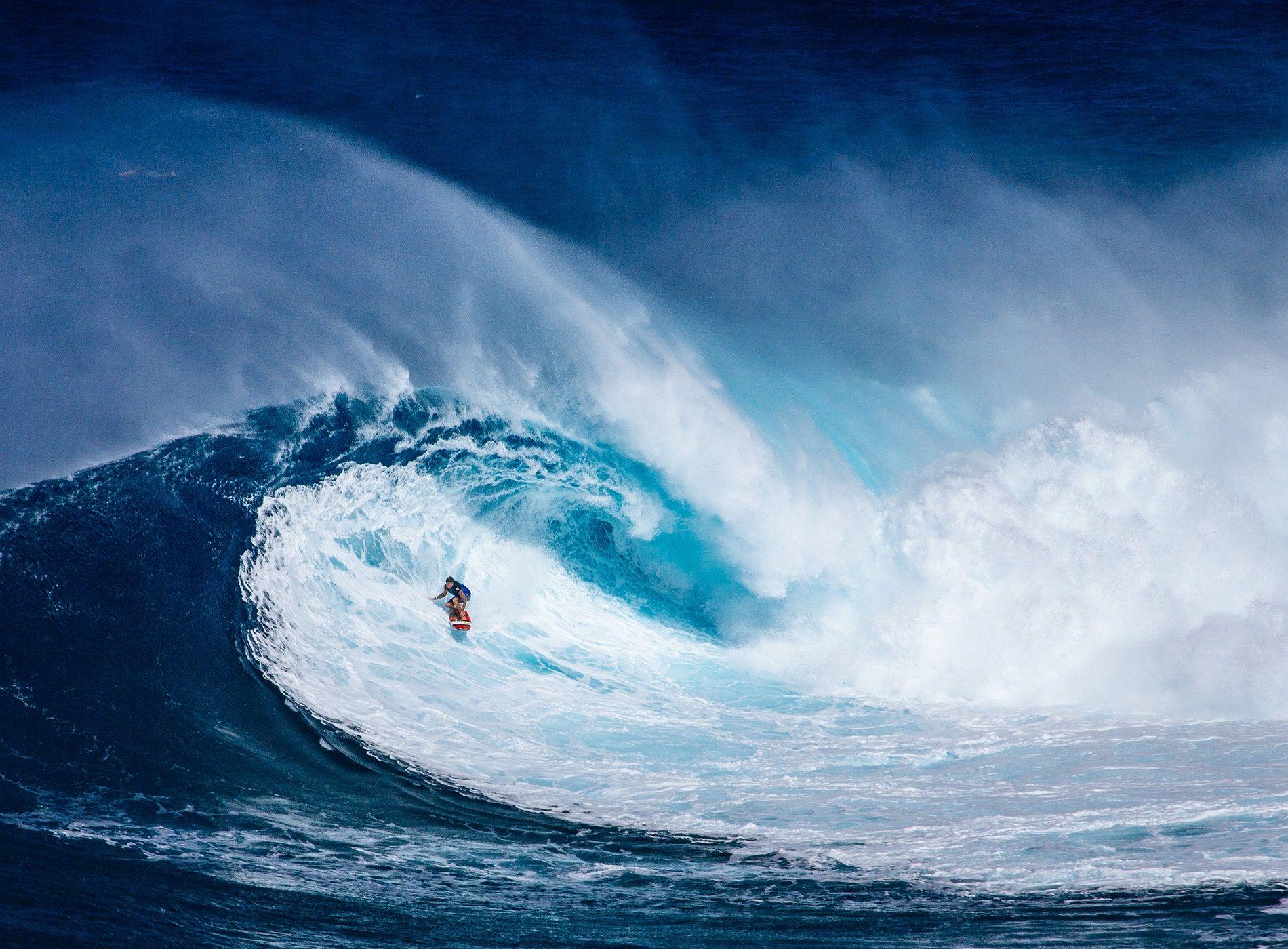 Medir la altura de las olas tips surf