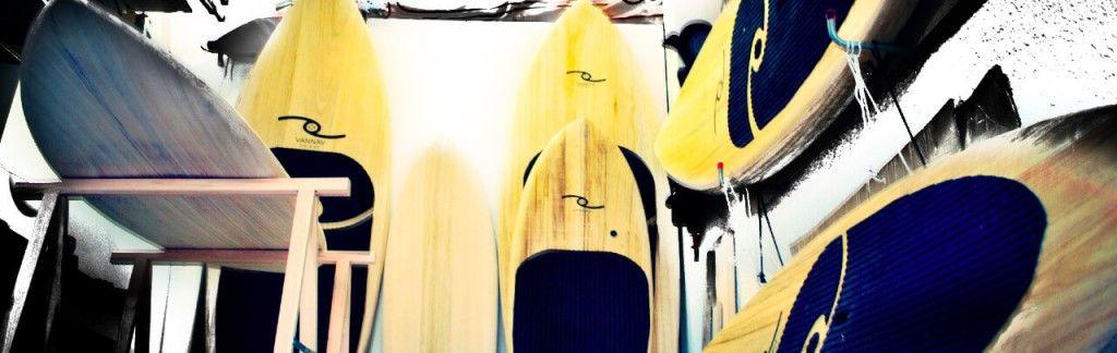 Marcas ecologicas de surf vannav