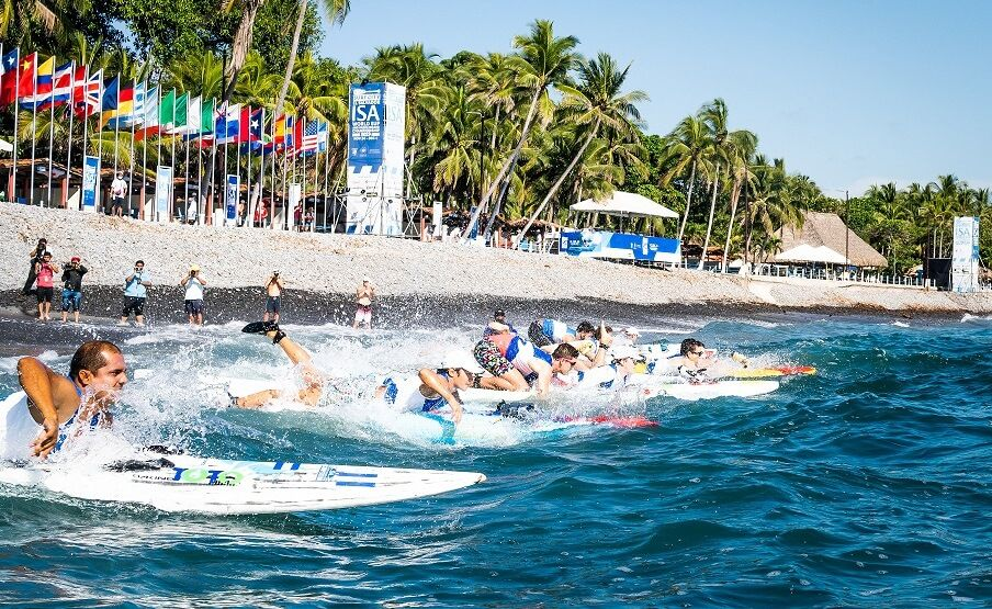 Surf City El Salvador 2021