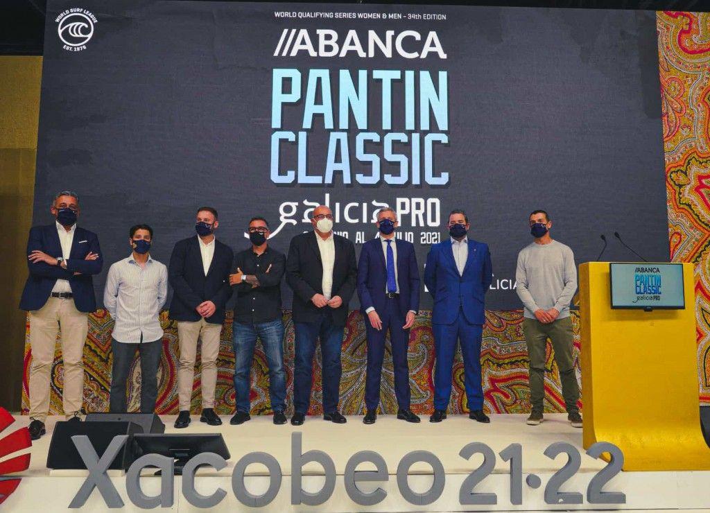 Surf en galicia pantin classic 2021