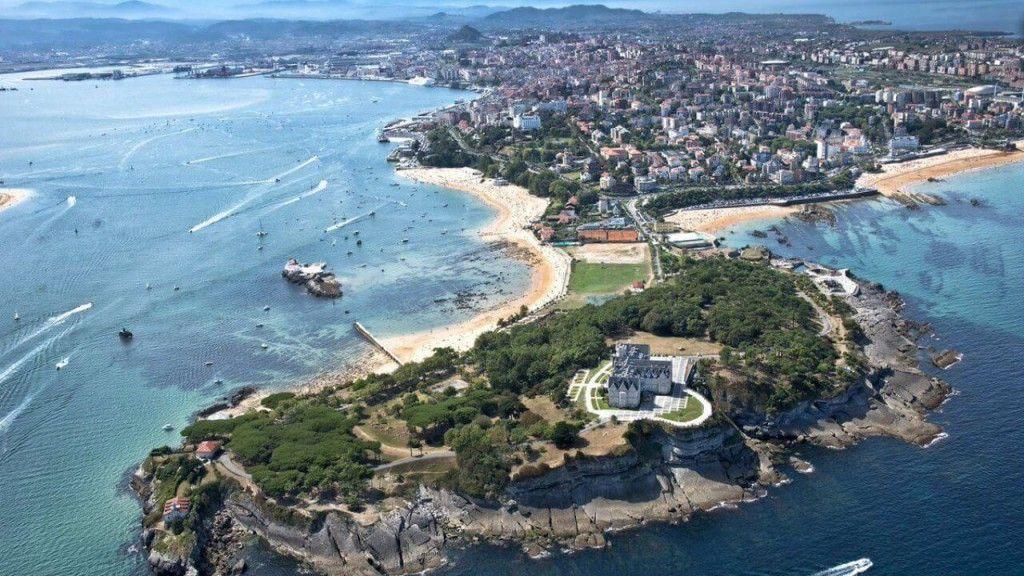 Surf de verano Santander