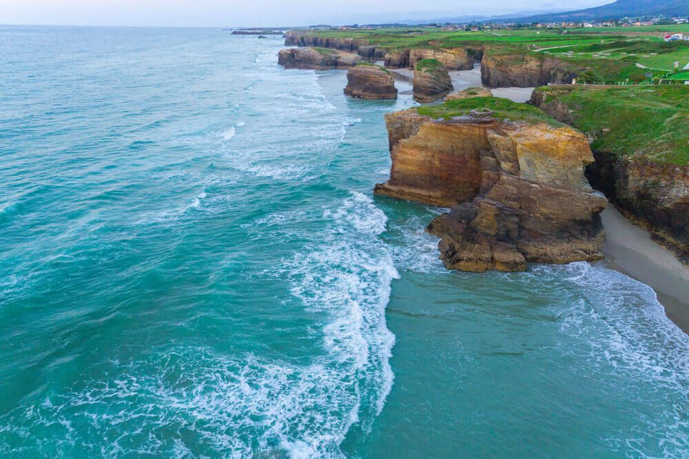 Surf de verano costa Gallega