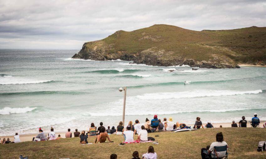 Surf en galicia 2021